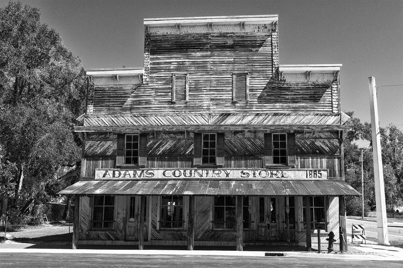 Adams Country Store 1865