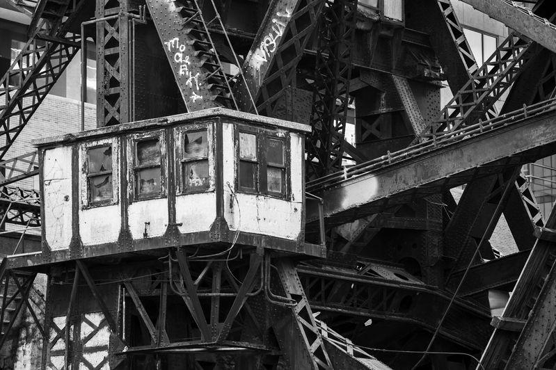 Abandoned, Rusty or Neglected - Drawbridge