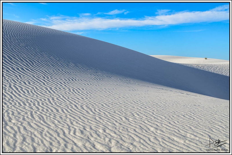 White Sands, Simple