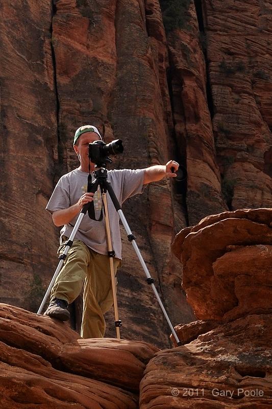 Bob Lock at Canyon View