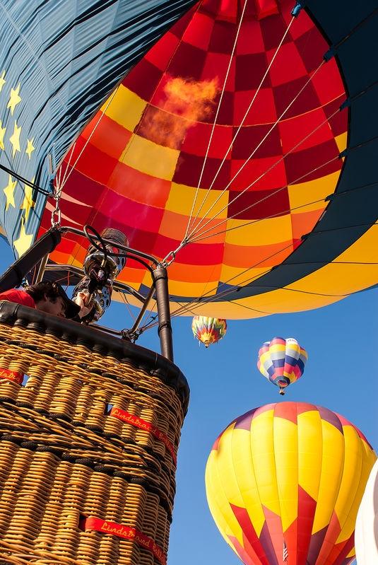 Reno Balloon Festival