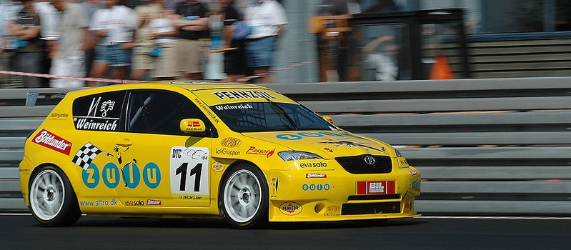 Danish Touring Car Championship 2004