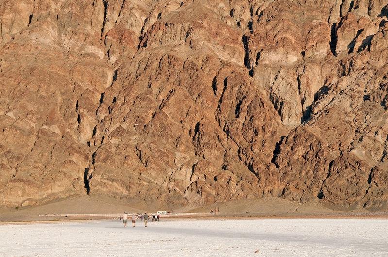 Badwater Cliffs