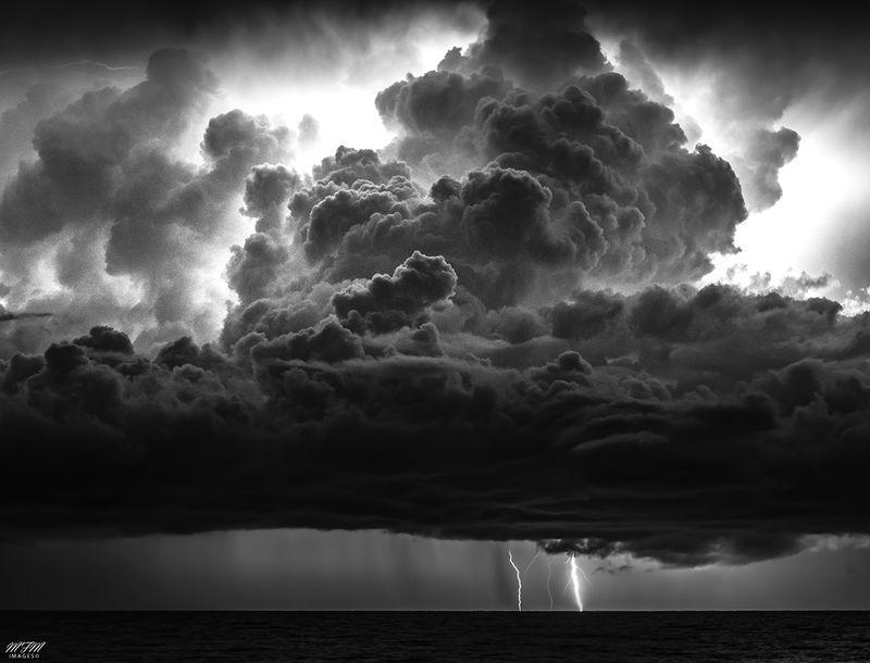 Cocoa Beach Thunderstorm