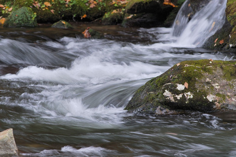 Waterfall Little River Road