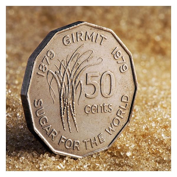 Girmit Centenary Coin