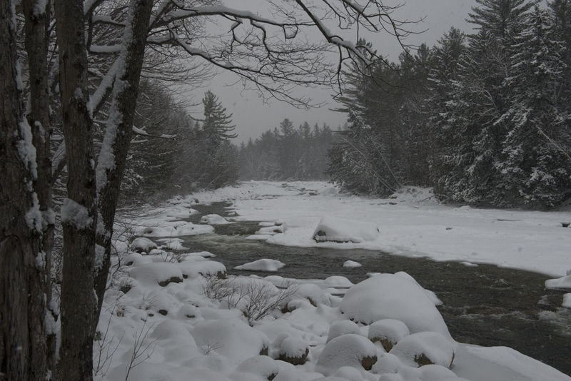 East Branch of Pemigewasset River, White Mountain National Forest, NH