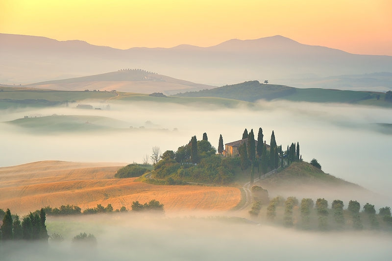 From Tuscany With Love