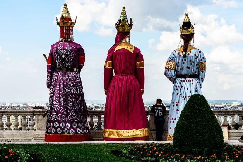 Budapest am Burgschliß