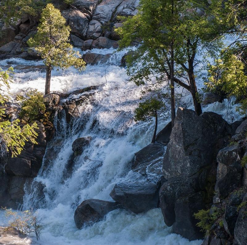 Yosemite National Park at High Water
