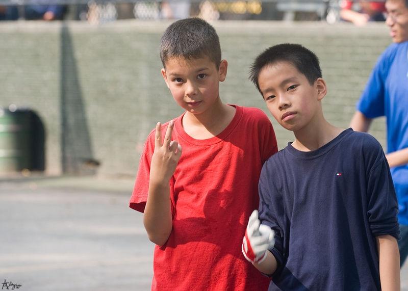 handball buddies---P E A C E