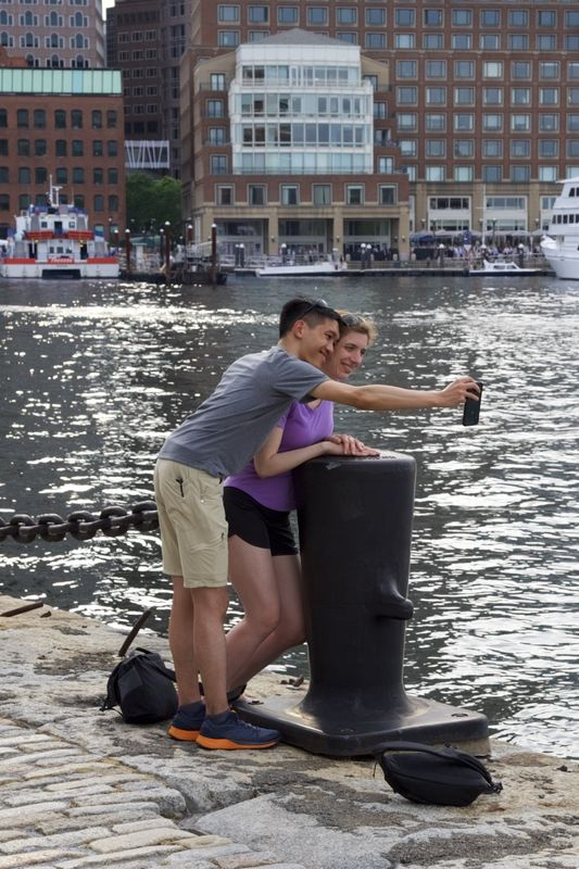 Boston Harborside