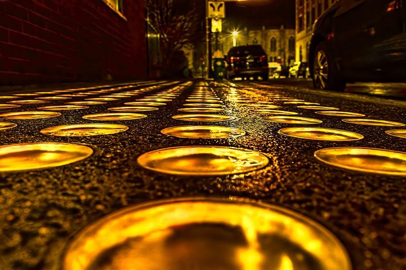 New London Lights