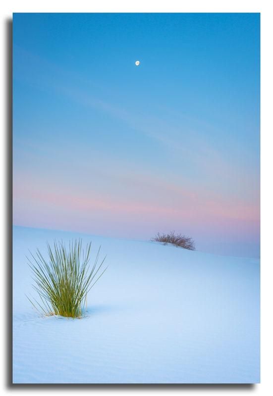 Sunrise, White Sands National Monument