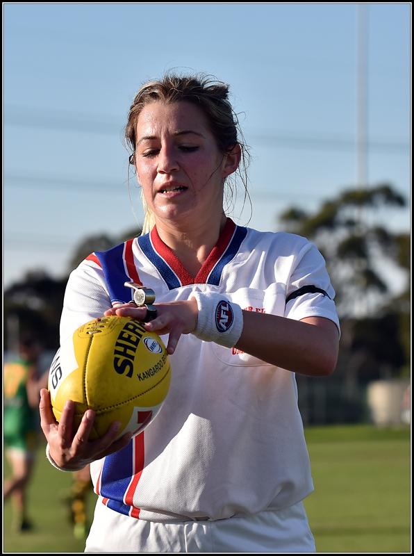 Umpire Aussie rules