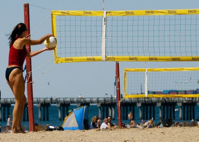 Citwide Beach Volleyball Tournament