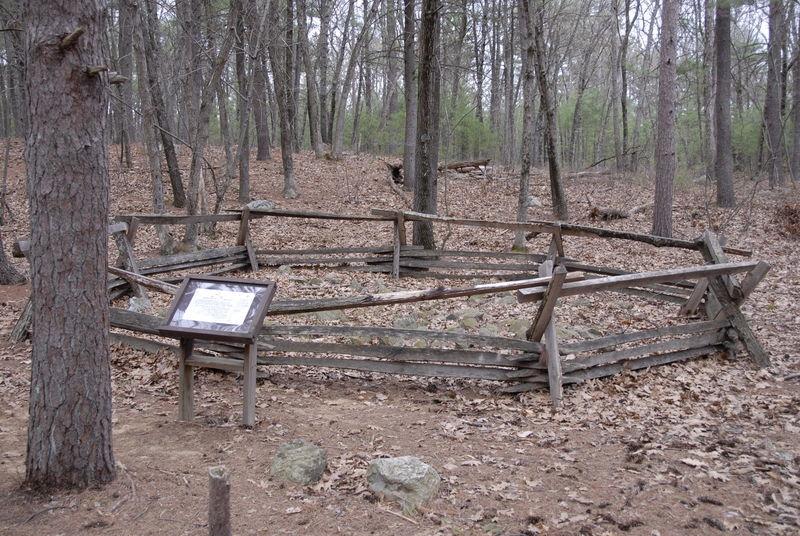 Old Smallpox Burial Site, Sudbury MA