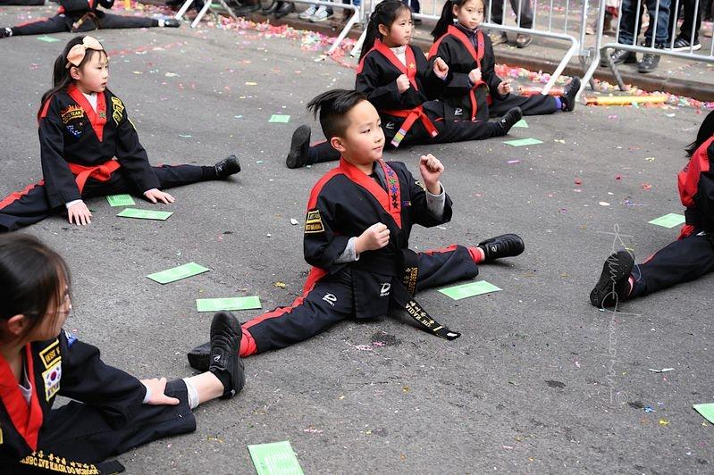 Chinese New Year Parade