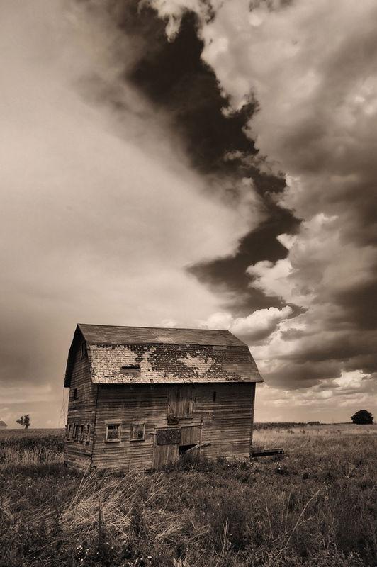 Yesterdays Farmhouse