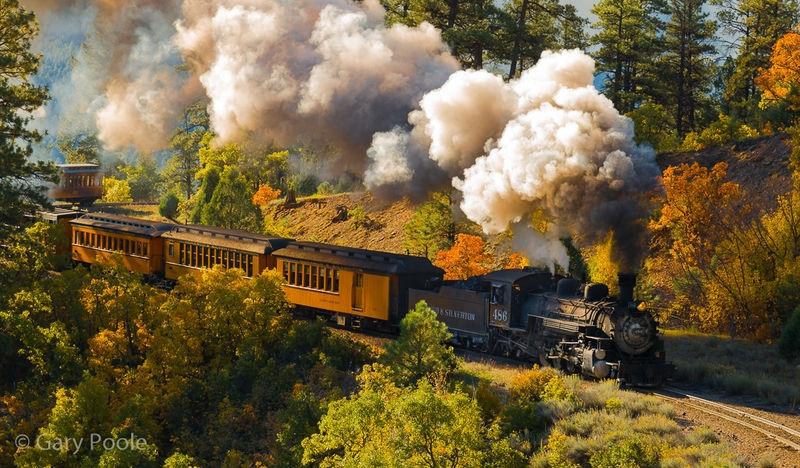 Durango & Silverton #486