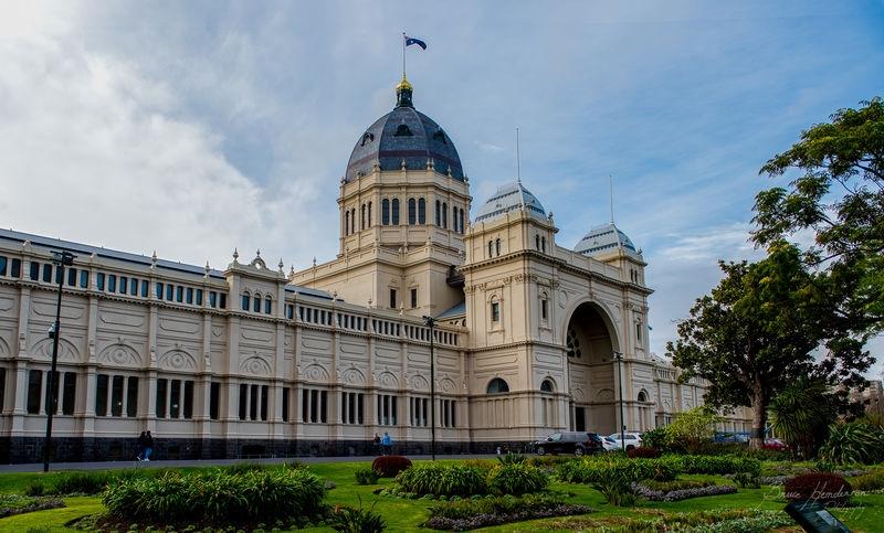 Melbourne Exhibition Center