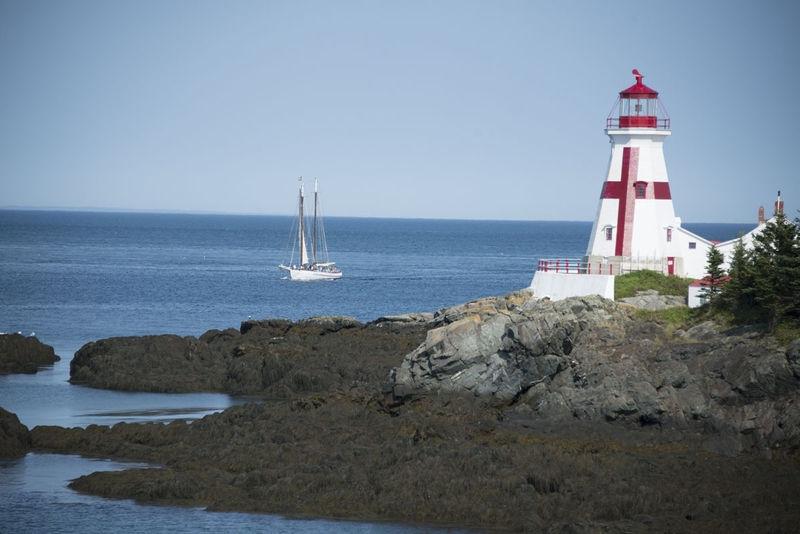 Head Harbor Lighthouse