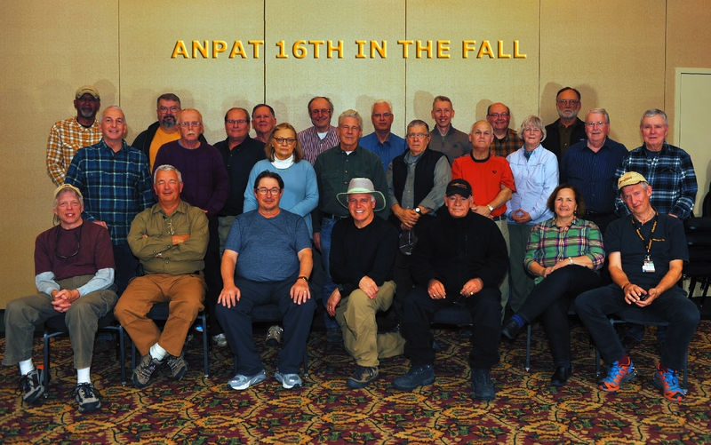 16th ANPAT in the Fall Attendees - At the Farewell Meeting