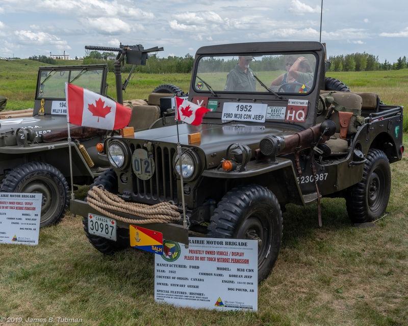 Prairie Motor Brigade