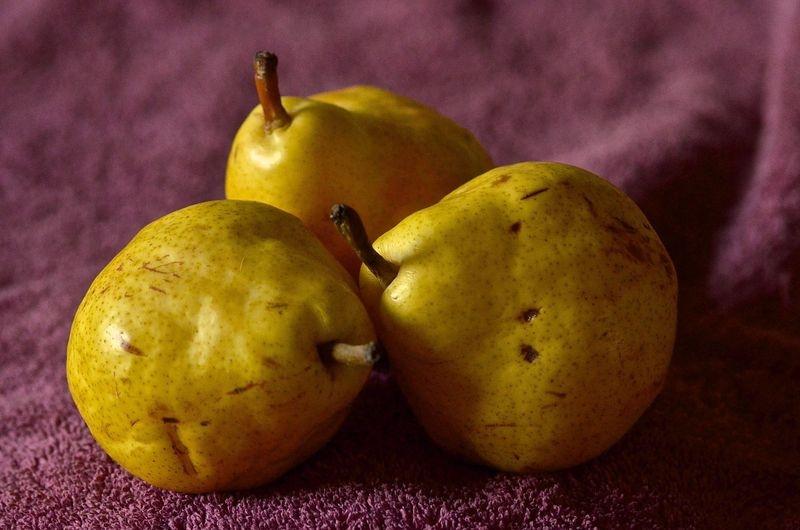 Triple of Pears