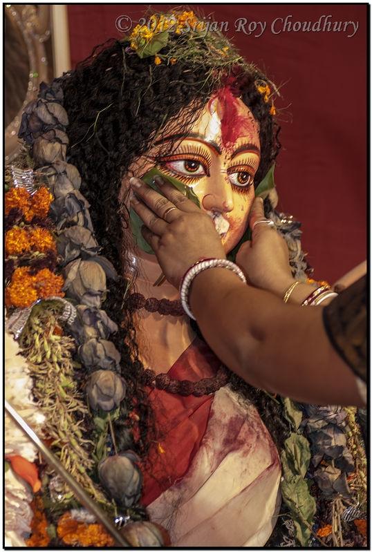 Durga Puja (Worship ceremony of Godess Durga) 2012,  Bijoya Dashami