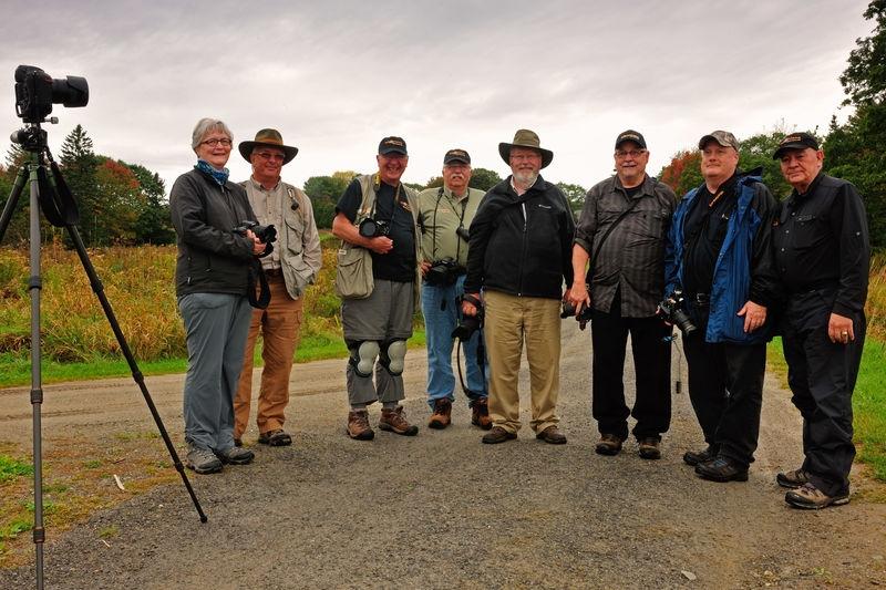 ANPAT 17th in the Fall - Acadia and Coastal Main