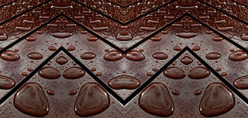 Wood, Water, Varnish, Reflections