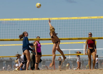 Citiwide Volleyball Tournament