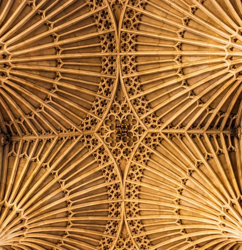 Bath Abbey Dome