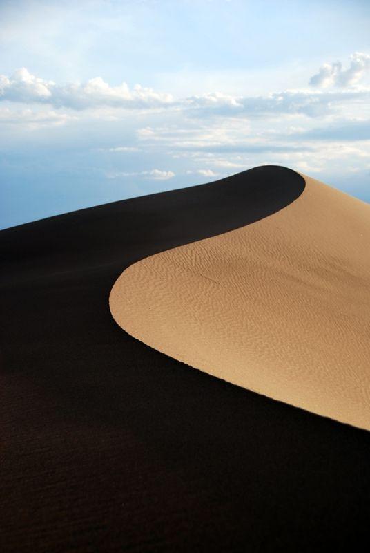 Sand Dune S-Curves