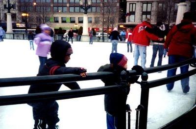 Having Fun on the Ice