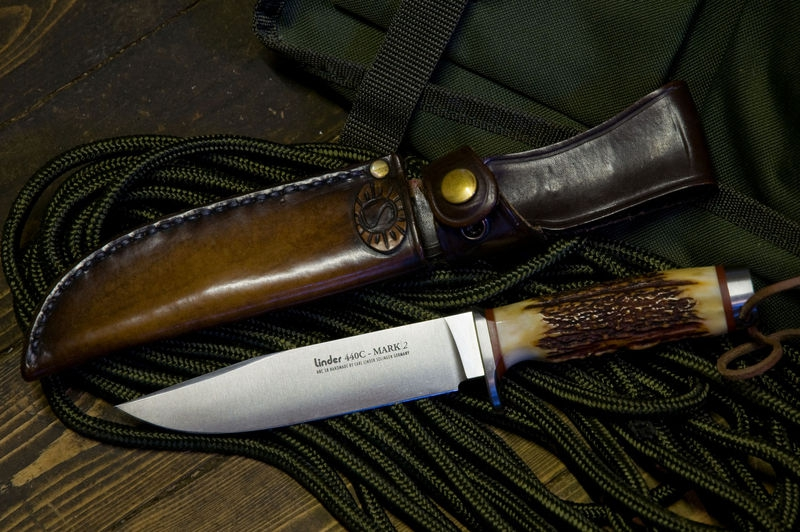 Mark 2 stag handle