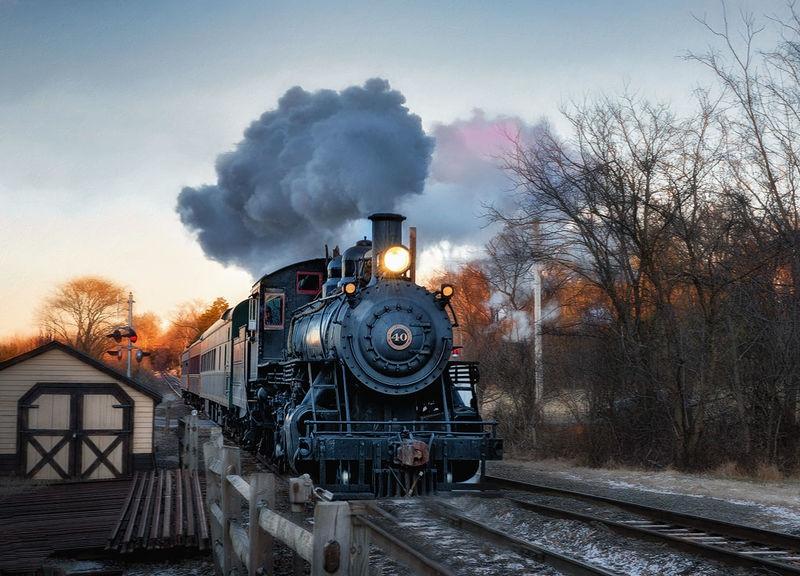Steam Train 2