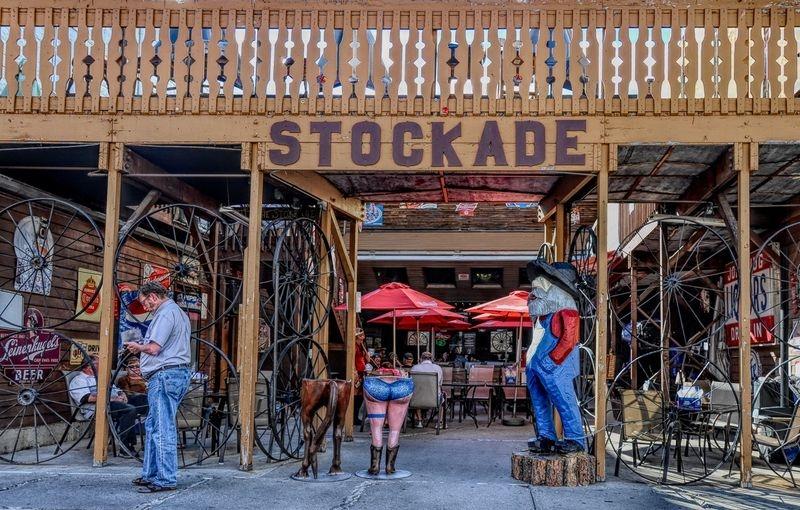 Historic Deadwood Tourist Trap