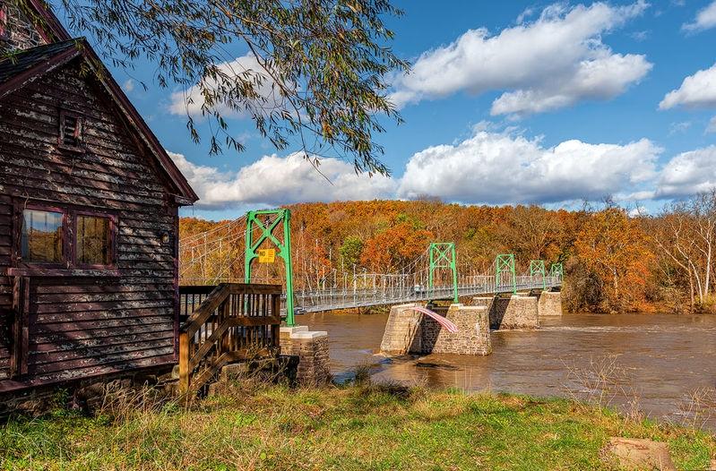 Lumberville Bridge, PA