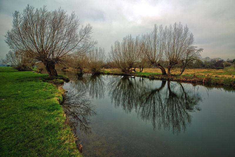 River Stour in english Suffollk