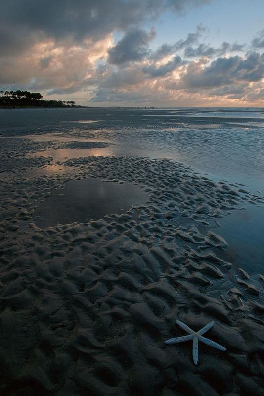 Sunrise at Hilton Head Island, S.C.