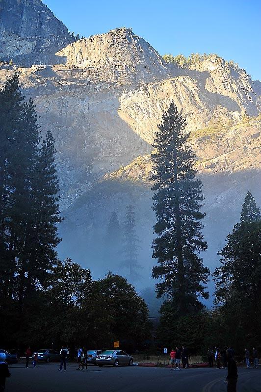 Yosemite Rock Slide Sequence 16 Photos - ANPAT 8