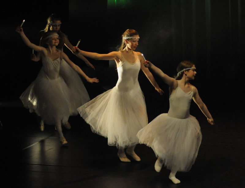 Childrens ballet show