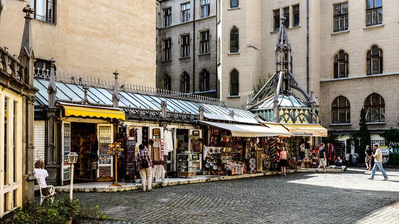 Budapest Burgviertel