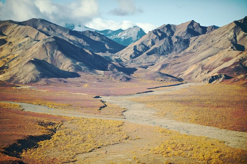 View from Polychrome