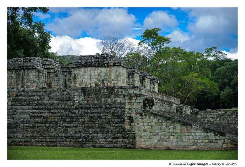 Mayan Ball Court - Lt