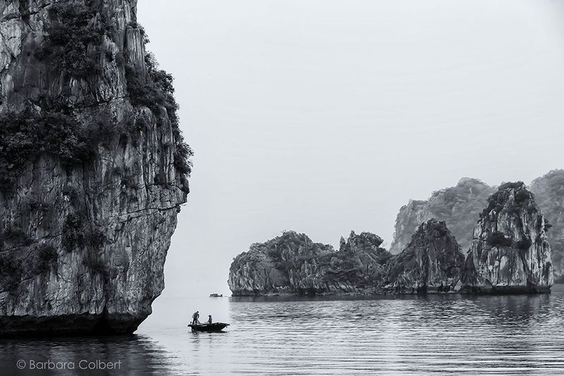 Halong Fishermen