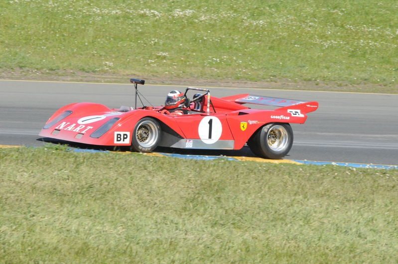 April 2014, Classic Sports Racing Group, Between Turn 1 & 2