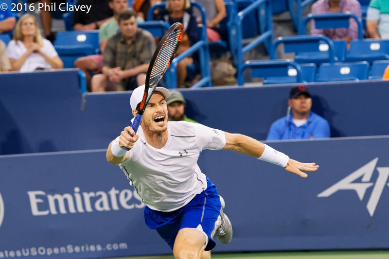 Murray vs Raonic 2016